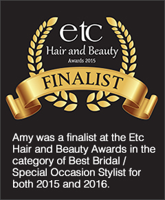 Etc Hair and Beauty Awards Finalist